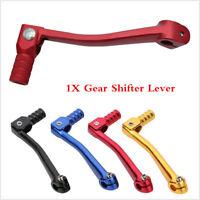 CNC Folding Aluminum Gear Shift Lever Gear Shift Lever For Motorcycle Dirt Bike
