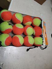 Penn Qst 60 12 Tennis Ball Mesh Bag For 10 and Under Kids Youth Balls
