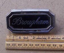 1970 Ford LTD Brougham outside roof emblem medallion 70