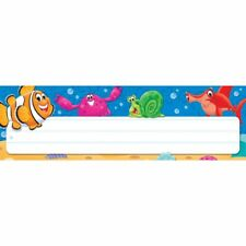 Sea Buddies™ Desk Toppers® Name Plates Trend Enterprises Inc. T-69243