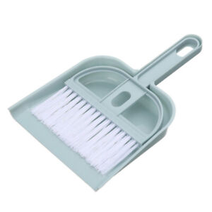 1 Set Desktop Cleaning Brush Small Broom Set Table Household Cleaning Tools