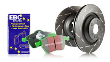 EBC Front Ultimax Discs & Greenstuff Pads Renault 19 Chamade 1.8 16v (91 > 92)