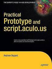 Practical Prototype and script.aculo.us (Practical Series)-ExLibrary