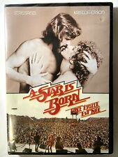 A Star is Born: Streisand, Kristofferson Bilingual New Sealed DVD