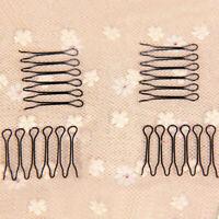 Hair Accessories Braid Tool 2Pcs Styling Hair Clip Stick Bun CL Maker Q2F1