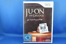 Nintendo Wii -- > Ju-on The Grudge // mercancía nueva
