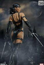 Sideshow Exclusive Elektra (Black Costume Variant) New  204/300