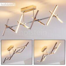 Plafonnier Design Lampe à suspension chromée LED Lustre Éclairage de couloir