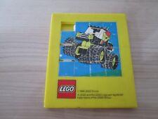 taquin pousse pousse publicitaire 1988 LEGO