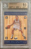 1998-99 Upper Deck Rookie Watch #320 Dirk Nowitzki Mavericks RC BGS 9.5