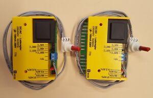 2 Stück Aufladeregler Laderegler LRD2000 Dimplex 00608178 Siemens Bauknech