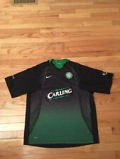 The Celtic Football Club Nike Fit Dry Men's Soccer Jersey Size L