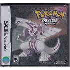 Pokemon Pearl Version UAE [Nintendo DS DSi, RPG, Monster Catching Training] NEW
