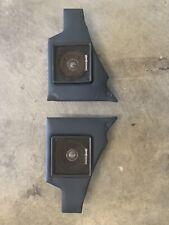 Volvo 240/245 Wagon OE C Pillar Speakers VINTAGE RARE CLASSIC