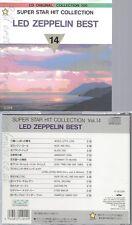 CD--LED ZEPPELIN -- -- SUPER STAR HIT COLLECTION VOL. 14 -- JAPAN