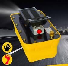 New Listinggirder Correction Pneumatic Hydraulic Foot Pump Air Driven Hydraulic Pump 23l