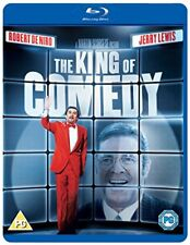 The King Of Comedy [Blu-ray] [DVD][Region 2]