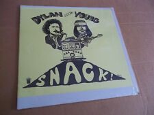 Bob Dylan and Neil Young - Snack (1975) rare live LP Not Tmoq SEALED
