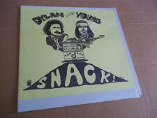 Bob Dylan and Neil Young - Snack (1975) rare live LP Not Tmoq NM