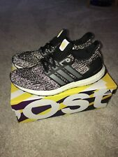 Adidas Ultraboost LTD 4.0 Ultra Boost UK9 Negro BB6220 Zapato para Hombres Correr Reflectante