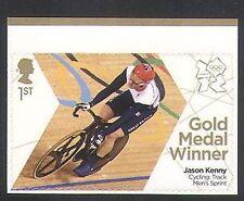 GB 2012 Olympics/Sports/Gold Medal Winners/Cycling/Jason Kenny/Bikes 1v (n35654)
