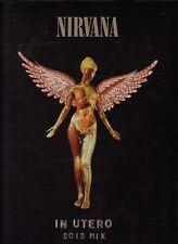 "NIRVANA ""In Utero 2013 MIX""  2 VINYL LP Sealed"