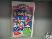 Melody Time (VHS, 1998) Brand New