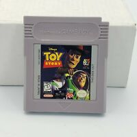 Disney's Toy Story (Nintendo Game Boy 1996) Authentic Game Cartridge Only TESTED