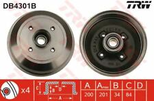 TRW DB4301B BRAKE DRUM Rear