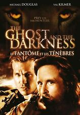 THE GHOST AND THE DARKNESS (MICHAEL DOUGLAS) *****NEW DVD*****
