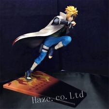 Anime Naruto Shippuden Namikaze Minato 8'' PVC Figura Figurilla Modelo