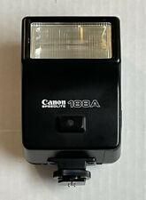 Canon Speedlite 188A Shoe Mount Flash for  Canon - Tested