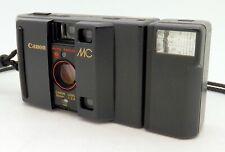Canon MC 35mm Compact Film Camera - 35mm F2.8 Lens + Flash #4763