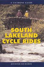 Richards, Dr. Jennifer, South Lakeland Cycle Rides (Cicerone Cycling), Very Good