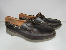Men's Sperry Gold Cup Ultralight ASV Boat Shoes US 11.5M STS14745 P479