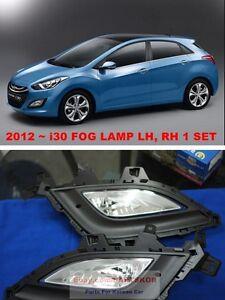 For 2012~ HYUNDAI i30 ELANTRA GT Fog Light Lamp Fog Lamp Cover (NO DRL) Genuine
