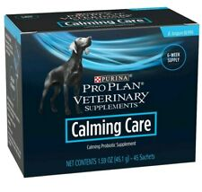 Purina Pro Plan DOG CALMING CARE  - (1) 45 ct Veterinary Probiotic Supplements