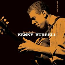 KENNY BURRELL - INTRODUCING (TONE POET VINYL)   VINYL LP NEU