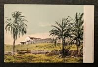 Mint Vintage San Diego Mission California Real Picture Postcard RPPC