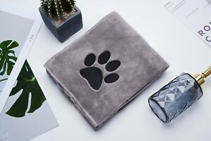 Massive Wolves Hundehandtuch, extra saugfähig, weich, Mikrofaser, (50cmx100cm)