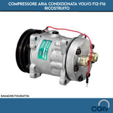 COMPRESSORE ARIA CONDIZIONATA VOLVO F12-F16 (RICOSTRUITO)