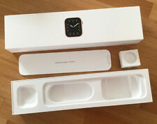 Apple watch empty Cardboard box For Series 5 40mm Gold Aluminium