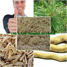 3oz.Pure 100 % Raw Natural Tongkat ali Powder Pasak Bumi Puder (not extract) |