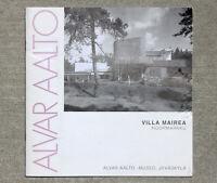 """Scarce Alvar AALTO """"Villa Mairea"""" Mid Century Modern Architecture Jacobsen Eames"""