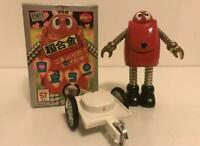 Robocon Chogokin Popy Figure Vintage Retro Rare from Japan Free Shipping