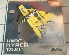 E-Flite UMX Hyper Taxi with AS3X ARF NIB Old Stock