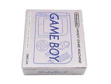 Console Nintendo Game Boy Classic Japonaise Boîte Notice