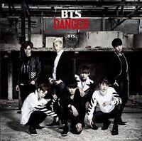 DANGER -JAPANESE VER.(regular) [Audio CD] BTS (Bangtan Boys)