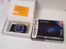 Galaxy GTX 550 Ti Nvidia Cypto Miner Computer Power Untested