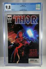 Thor #5 CGC 9.8 1st full appearance Black Winter 1st print Donny Cates